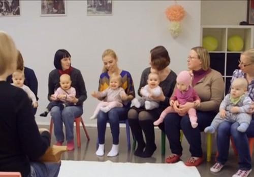 VIDEO! Beebipäevik: laulmine teeb lapsele head