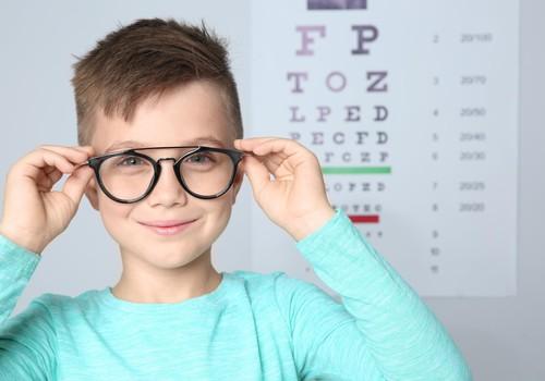 Laste silmaarst või optometrist - kelle poole pöörduda?