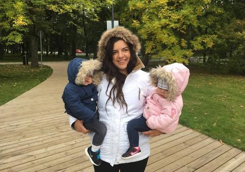 Raqueli elu kaksikutega: Kuhu minna aastase lapsega