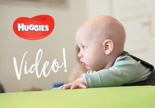 VIDEO! Beebi areng 11. elukuul