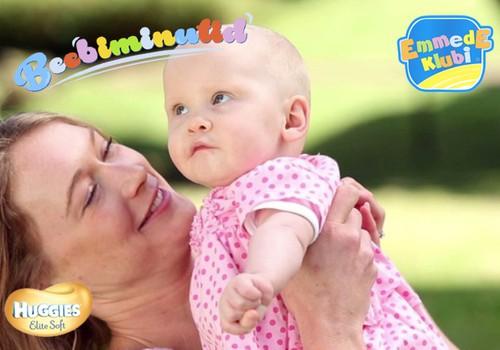 VIDEO! Beebiminutid: Beebi tõstmine ja süles hoidmine