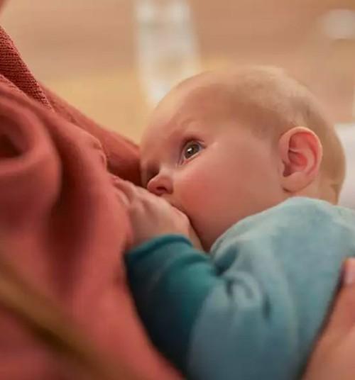 Imetamislugu: Esimene nädal oli iga lapsega imetamine jube valus