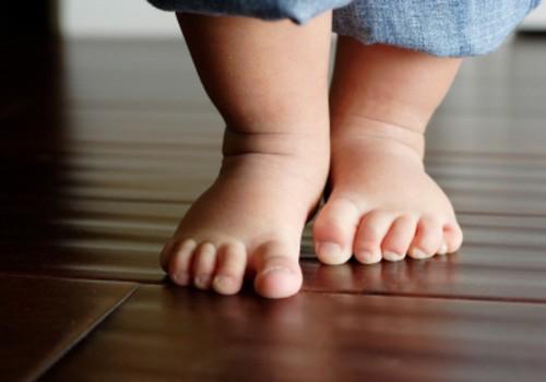 Kuidas aru saada, et laps on kõndimiseks valmis?