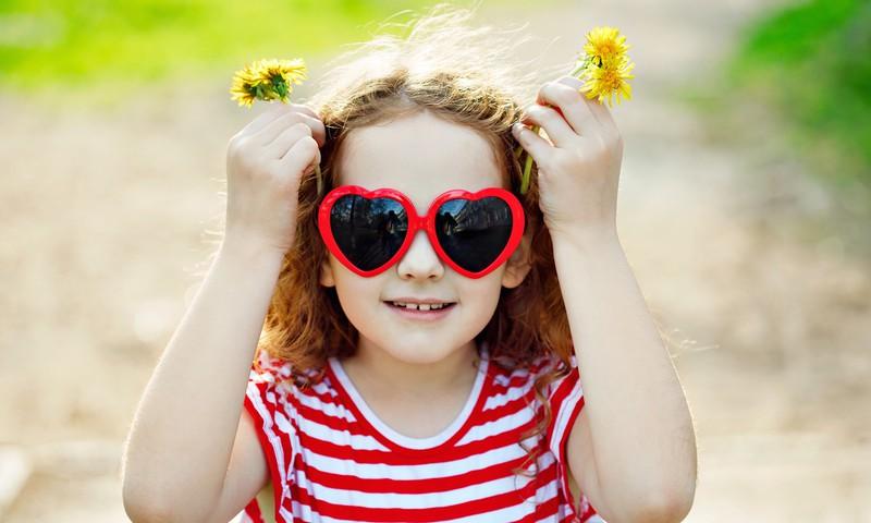 Laste päikeseprillid – kohustuslikud igal ajal!