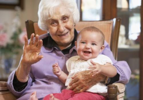 Kolmandik vanavanematest näeb oma lapselapsi vaid korra kuus või harvemini...