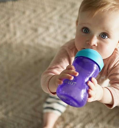 Emmede Klubi ja Philips Avent otsivad testijaid My Grippy joogipudelile