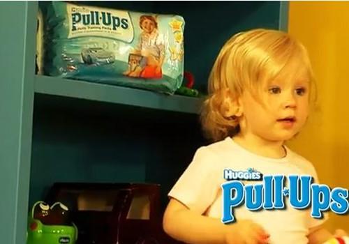 Pull-Ups® püksmähkmete ja treeningmähkmete kasulikkus