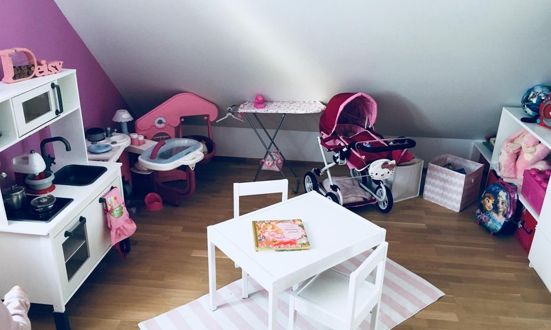 Inspireeriv Eesti lastetuba: Neljase päris oma maailm