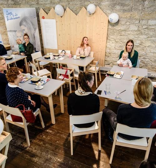 Eesti lapsed hakkavad liiga noorelt koos täiskasvanutega ebatervislikku toitu sööma