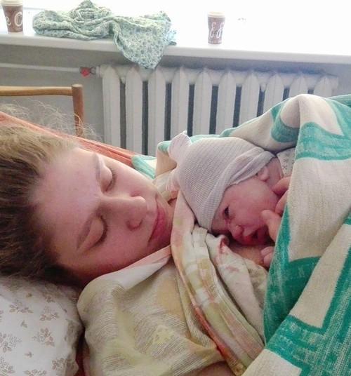 Sünnilugu: Kuidas Alexandra siia ilma sai
