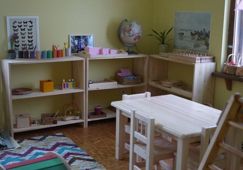 Inspireeriv Eesti lastetuba: Montessori stiilis