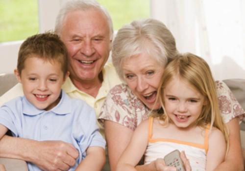 Lapsed aitavad dementsuse vastu