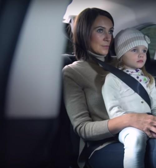 Maanteeameti video: Laste turvaline sõidutamine