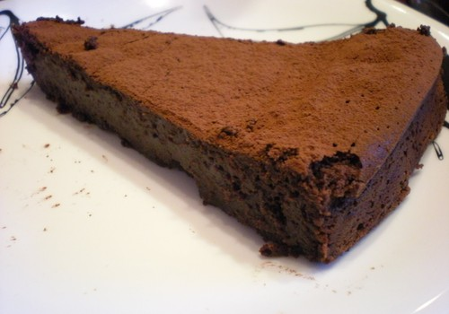 Šokolaadi-tšilli kook