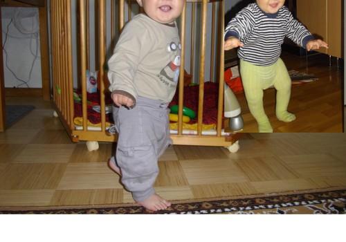 Lapse esimesed sammud