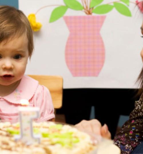 Aastase lapse suus võiks olla seitse sõna