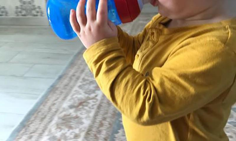 Emmede Klubi lugejad testivad: Philips Avent pehme, hammustuskindla tilaga tass II