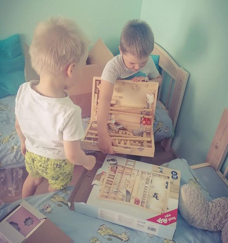 Mänguasjad ja lapse areng