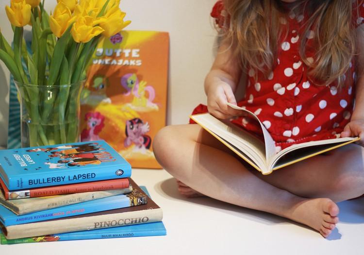 Miiu pereblogi: Lastekirjandusest, lemmikraamatutest ja lapsele lugemisest