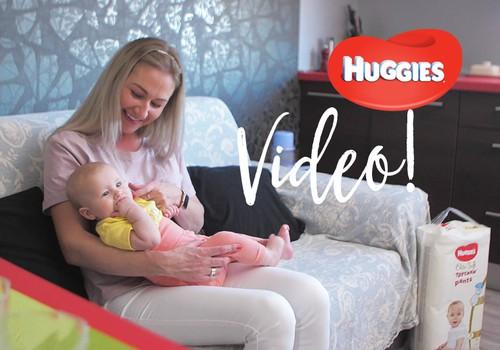 VIDEO! Beebi areng viiendal elukuul
