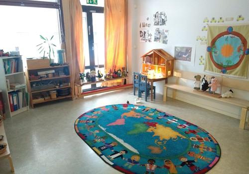 Muljeid Montessori lasteaedadest Soomes