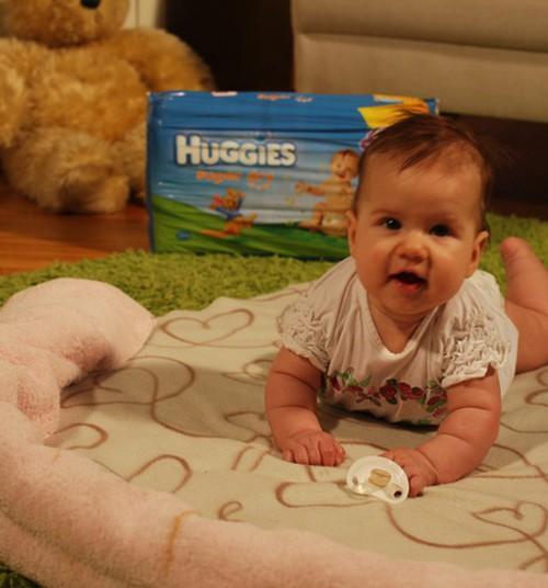Kasva ja mängi koos Huggies® Super Dry´ga neljanda nädala võitjad!