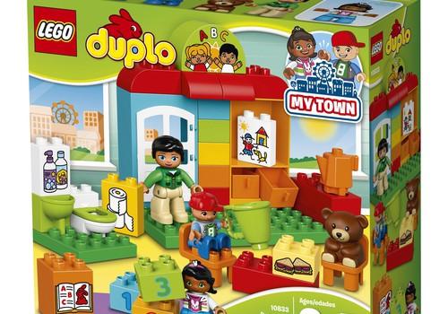 LEGO® DUPLO® klotsid teevad kevadpühad palju lõbusamaks!