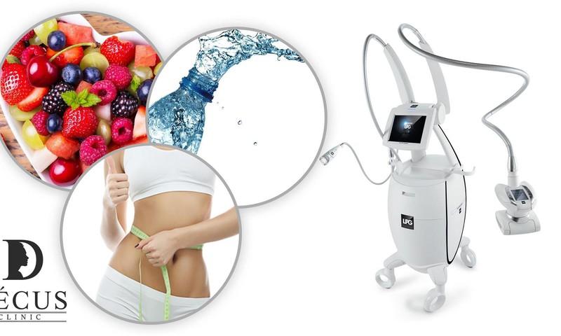 Decus Clinic - toetades naisi kaalulangetamisel