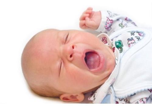 10 põhjust, miks Su laps ei saa magada!