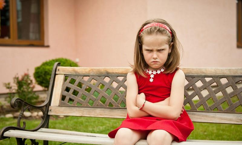 Laksu andmine muudab lapse käitumise veelgi halvemaks