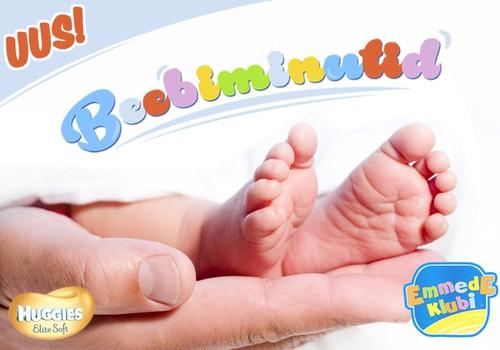 """UUS! Lühivideotest koosnev veebiseriaal """"Beebiminutid"""" - sinu teejuht beebide maailma"""