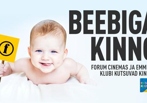"""""""Beebiga kinno"""" ootab Emmede Klubi lugejaid ka oktoobris!"""