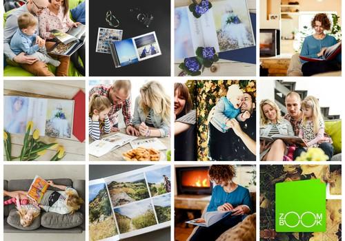 Fotoraamatute tootja ZOOMBOOK siseneb Eesti turule 1000 raamatu kinkimisega