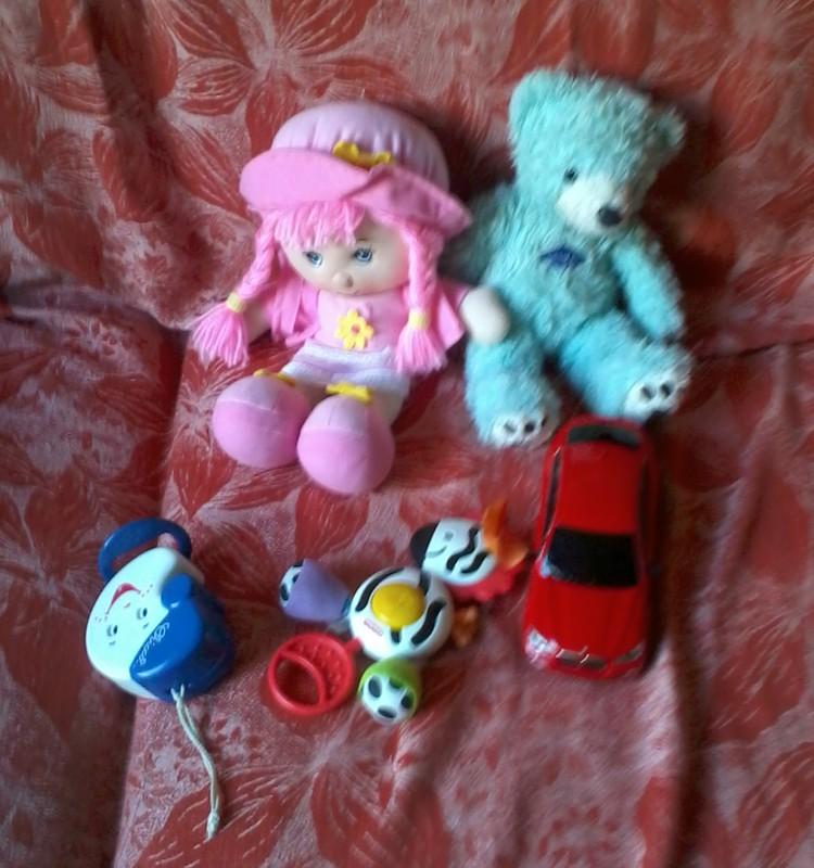 Lemmik mänguasjad!