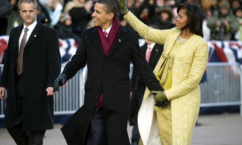 Obamade tütred sündisid tänu IVF-ile