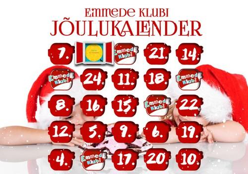 Emmede Klubi jõulukalender: 13. detsember