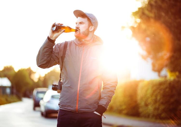 Mehed peaksid alkoholi tarbimisest loobuma pool aastat enne lapse eostamist