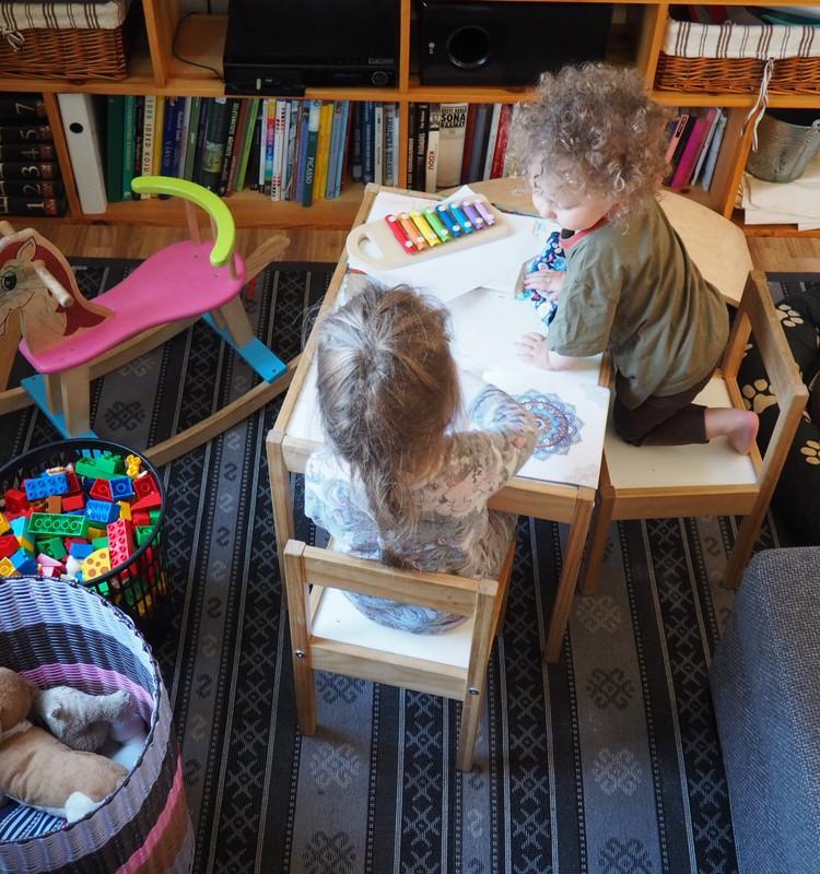 Anette rasedusblogi: Elukorraldus mitme lapsega