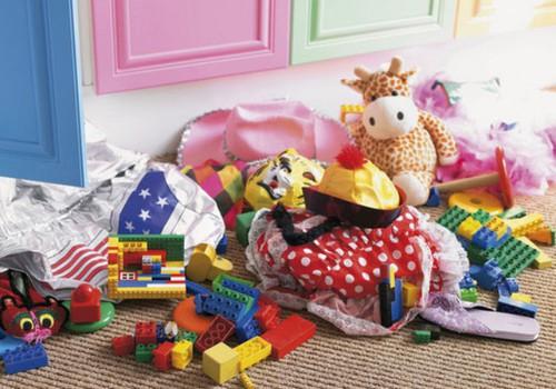 Lapse mänguasjakasti sisu