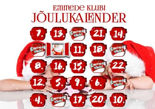 Emmede Klubi jõulukalender: 24. detsember