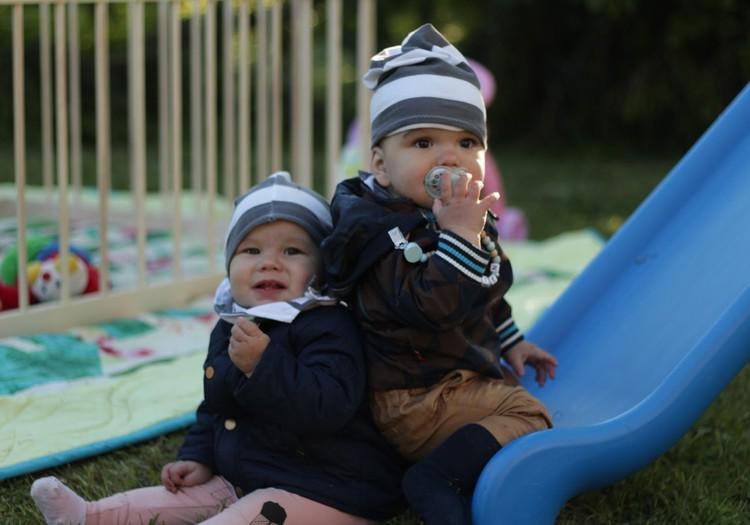 Raqueli elu kaksikutega: Idülliline perepäev...või siis mitte