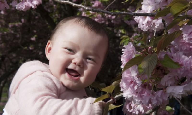 Kuidas oma beebit kevadel kaitsta?