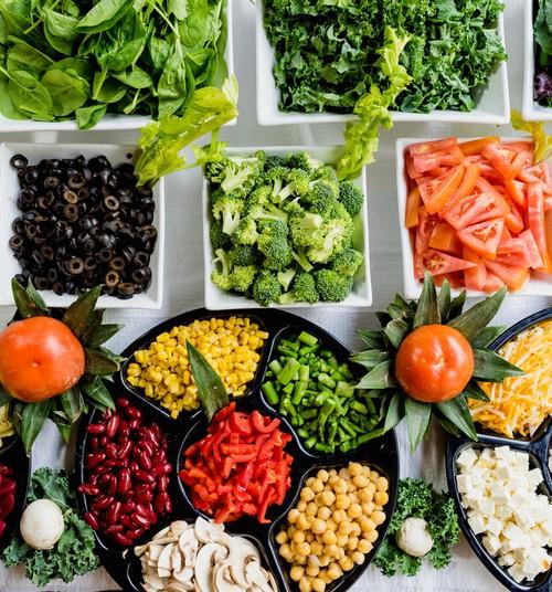 Enamik eestlaseid sööb liiga vähe köögivilju ning pooled meist on ülekaalulised