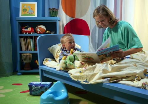 KÜSITLUS: Enurees ehk öine voodimärgamine - kool ja lasteaed