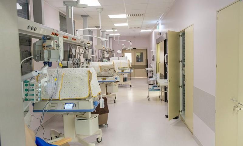 Fotod: ITK-s avati uus sünnitus- ja vastsündinute keskus