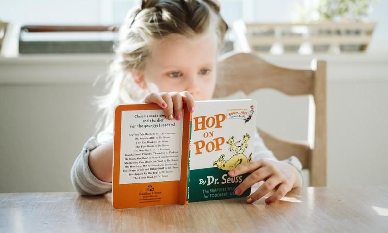 Kuidas aidata lapsel lugema õppida?