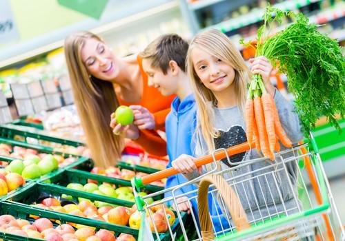 Kas Eesti toidupoed on lastesõbralikud?