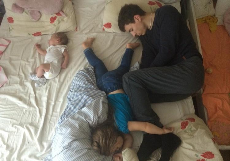 Anette rasedusblogi: Vastsündinu ja tema pere külastamine
