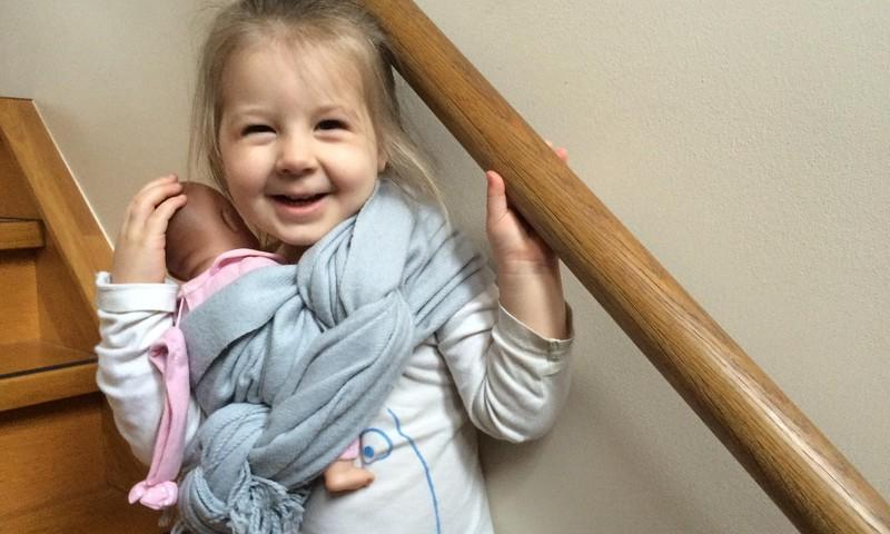 Anette rasedusblogi: Lapsekandmine
