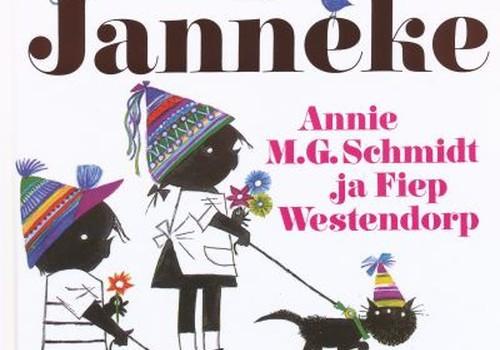 """Raamatusoovitus väikelapsele ettelugemiseks: """"Jip ja Janneke"""""""